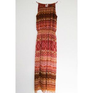 Enfocus Studio Maxi Dress Spaghetti Straps 8